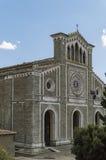Church of Santa Margherita. In Cortona, Tuscany, Italy Stock Photography