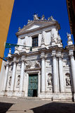 Church Santa Maria Assunta, I Gesuiti, Venice, Italy Royalty Free Stock Images