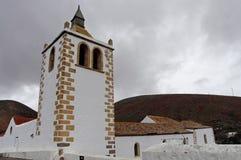 Church of Santa Maria in Betancuria Stock Image