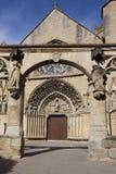 Church of Santa Maria de Olite Royalty Free Stock Photography