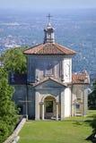Church at Santa Maria del Monte Royalty Free Stock Photography