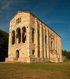 Church of Santa Maria del Naranco Royalty Free Stock Photography
