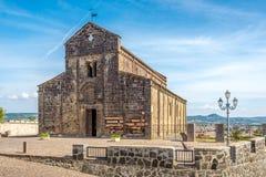Church Santa Maria del Regno in Arzara Royalty Free Stock Image