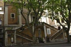 The Church of Santa Maria della Concezione dei Cappuccini in Rome Italy Royalty Free Stock Photography