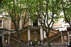 The Church of Santa Maria della Concezione dei Cappuccini in Rome Italy Royalty Free Stock Photos