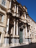 Church of Santa Maria dellItria, Trapani, Sicily, Italy Royalty Free Stock Image