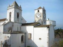 Church of Santa Maria do Castelo, Tavira, Royalty Free Stock Photography