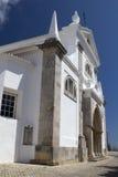Church of Santa Maria do Castelo, Tavira, Portugal Stock Photo