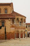 Church of Santa Maria e San Donato Royalty Free Stock Photography