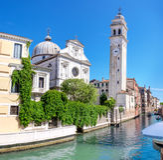 Church Santa Maria Formosa in the Castello, Venice Royalty Free Stock Image