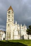 Church of Santa Maria la Antigua Valladolid Spain Stock Images