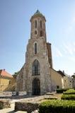 Church of Santa Maria Maddalena, Budapest. Stock Photo