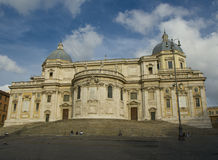 Church Santa Maria Maggiore Stock Photography