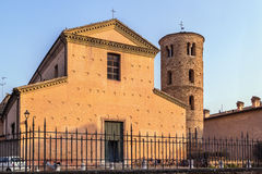 Church of Santa Maria Maggiore, Ravenna, Italy Royalty Free Stock Photo
