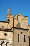Church of Santa Maria Novella in Florence Stock Images