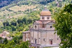 Church of Santa Maria Nuova Stock Photos