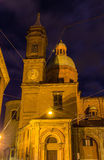 Church Santi Bartolomeo e Gaetano in Bologna, Italy Royalty Free Stock Image