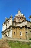 Church of Santi Luca de Martina, Rome, Italy Royalty Free Stock Photography