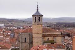 Church of Santiago, Avila Stock Photo