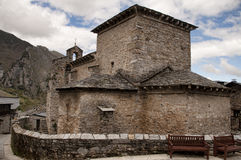 Church of Santiago de Peñalba Royalty Free Stock Images