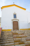 Church in Santiago do Cacem Royalty Free Stock Image