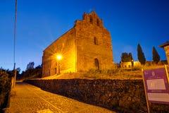 Church of Santiago, Villafranca del Bierzo Royalty Free Stock Photos