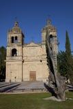 Church of Santisima Trinidad del arrabal, Salamanca Stock Images