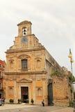 Church of Santissima Annunziata in Gaeta Stock Photos