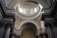 Church of Santissima Trinità dei Pellegrini, Rome Royalty Free Stock Image