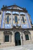 Church of Santo Antonio dos Congregados in Porto, Portugal Stock Photography
