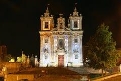 Church of Santo Ildefonso, Porto, Portugal Stock Photos