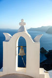 Church in Santorini Royalty Free Stock Image