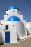 Church in Santorini, Greece Royalty Free Stock Image