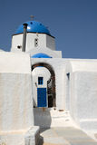 Church in Santorini, Greece Stock Image