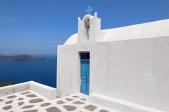 Church on Santorini Royalty Free Stock Photography