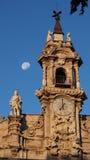 Church of Santos Juanes, Valencia,. Church of Santos Juanes, Valencia Royalty Free Stock Photography