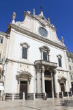 Church of Sao Domingos Stock Photo
