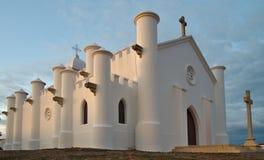 Church of Sao Domingos Mine Stock Photo