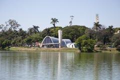 Church of Sao Francisco de Assis Stock Photos