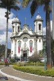Church of Sao Francisco de Assis Royalty Free Stock Photo