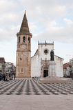 Church of Sao Joao Baptista, Tomar Stock Photos
