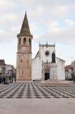 Church of Sao Joao Baptista, Tomar Stock Photos