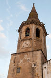 Church of Sao Joao Baptista, Tomar Royalty Free Stock Photo
