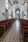 Church Sao Luis do Maranhao Brazil Stock Image