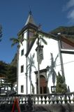 Church of Sao Vicente. Stock Photo
