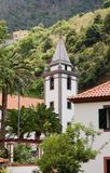 Church Sao Vicente, Madeira Stock Image