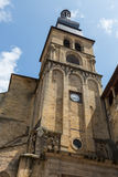 The Church in Sarlat Stock Images