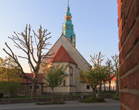 Church in Sassenberg in Germany 5 Royalty Free Stock Photos