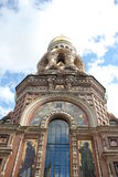 Church of the Savior on Blood. St. Petersburg, Russia Royalty Free Stock Images