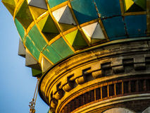 Church of the Savior on Blood, details Stock Photos